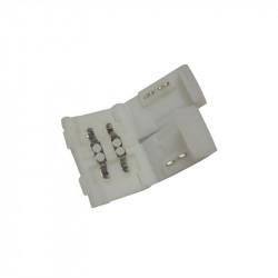 Empalme tiras LED 10mm c/ 2 contactos. Mod. 3397/2