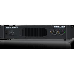 Etapa potencia Behringer Europower. Mod. EP4000