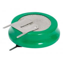 Batería recargable tipo botón NI-MH