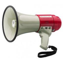 Megáfono de mano 20W máx. Mod. TM-22