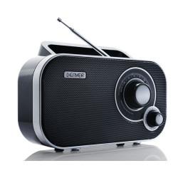 Radio AM/FM con sintonización analógica