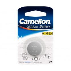 Pila Litio botón CR2330