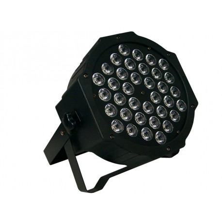 1370528ce Foco con 36 LEDs 1W 7 canales DMX MARK. Mod. SuperParLED ECO 36 ...