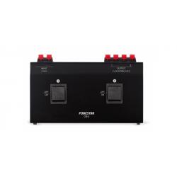 Selector de altavoces estéreo Fonestar. Mod. CB-2