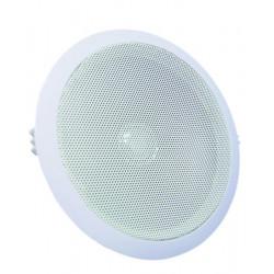 """Altavoz sonoro empotrable 6"""" con rejilla metálica. Mod. AMT 6"""