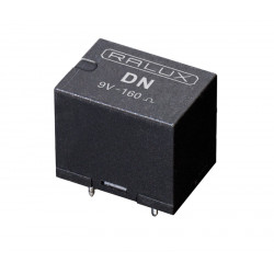 Relé miniatura 5Vcc 1Cto. 10A
