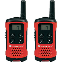 Motorola T40 walkie talkies de 4 km