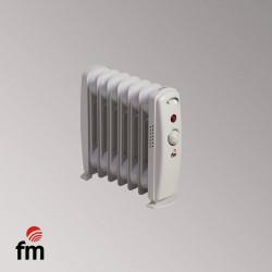 Radiador Eléctrico (Mini) 900W FM. Mod. RW-MINI