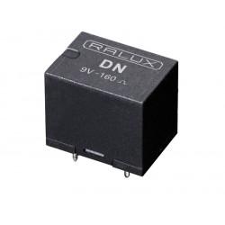 Relé miniatura tipo DADO 9Vcc 1Cto. 10A