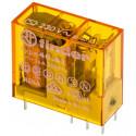 Relé standard 220Vca 1Cto. 16A Finder. Mod. 40.61.8.230.0000