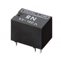 Relé super-miniatura (RN) 24Vcc 1Cto. 2A