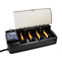 Cargador / Descargador universal de baterías Ni-Cd/Ni-MH. Mod. 50.013