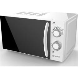 Microondas 20l Grunkel blanco. Mod. MW-20SG