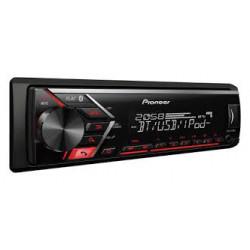 Autorradio RDS, Bluetooth, Aux y USB Pioneer. Mod. MVH-S300BT