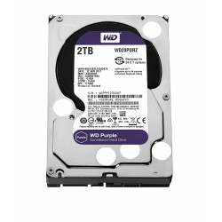 Disco duro Western Digital Purple 2000GB Videovigilancia