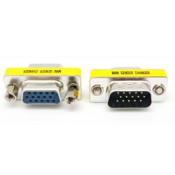 Adaptador VGA macho a VGA hembra  2647