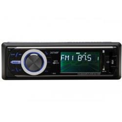 AUTORRADIO FM/AM ESTÉREO CON RDS Y BLUETOOTH DENVER. Mod. DV-20103