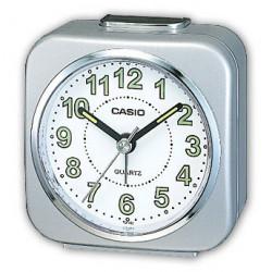 Despertador Analógico Plata CASIO TQ-143S-8DF