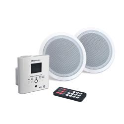 Sistema de música ambiente USB Radio y Bluetooth Mark. Mod. MWP1
