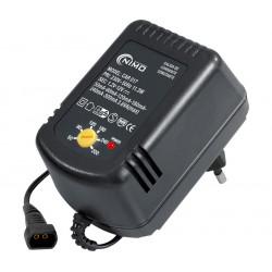 Cargador para Pack baterías Ni-Cd/NI-MH. Mod. CAR017