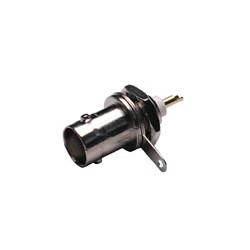 Conector TNC Macho inverso (RP). Crimp RG-58. Mod. 1502-A