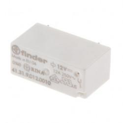 Mini-Relé de bajo perfil 12Vcc 1Cto. 12A