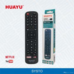 Mando a distancia para tv Hisense RML1335 Netflix