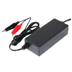Cargador de baterías de Plomo y Gel 12V/2A CAR1201