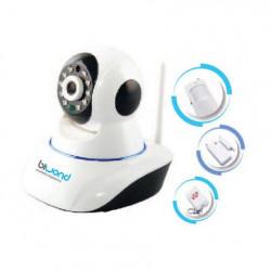 Sistema Videovigilancia y Alarma KITProtect Biwond. Mod. WT11