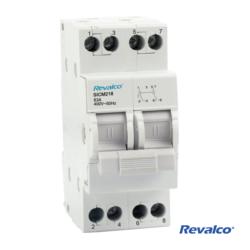 Conmutadores de maniobra bipolar 1-0-2 Revalco. Mod. RV38 3263
