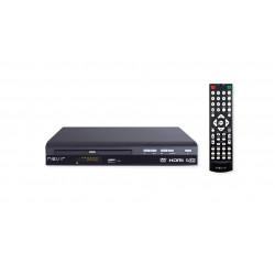 REPRODUCTOR DVD SOBREMESA CON TDT-HD y USB GRABADOR NEVIR. Mod. NVR-2356
