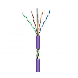 Cable para datos UTP Cat.6 interior libre de Halógenos LSZH 305 M. Mod. WIR9049