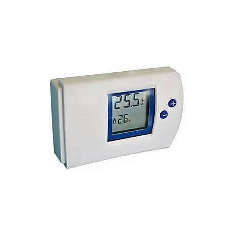Termostato digital para calefacción y aire acondicionado Electro DH mod 11.806