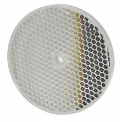 Espejo circular fotocelula polarizada.