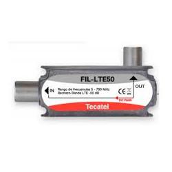 Filtro LTE 50 dB. Mod. FIL-LTE50