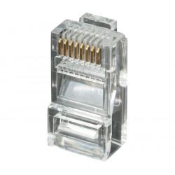 Conector modular RJ45 para datos UTP Cat.5e