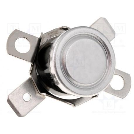 Sensor termostato Conf.sal NC Topen 60°C Tclos: 45°C 10A ±3°C. Mod. BT-L-060