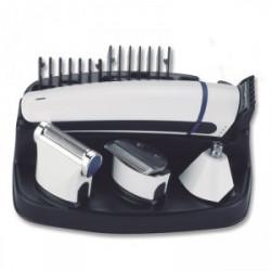 Kit de arreglo y recorte facial de pelo profesional. Mod. TMNT110