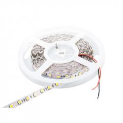 Tira de led flexible 24V 5 metros 5050 60 led / m Blanco Neutro IP20. 5050N5M24V