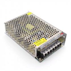 Fuente alimentación metálica 12V 10A 120W Basic. AC6106