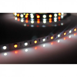 Tira de led flexible 12V 5 metros 5050 60 led / m RGB IP65. 5050RGB12V