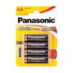 Pila Alcalina Panasonic LR6, AA
