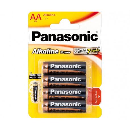 2d17a5168 Pila Alcalina Panasonic LR06, AA - ECOBADAJOZ DON BENITO