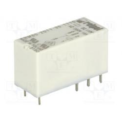 Relé electromagnético SPDT 110VCC 16A/250VAC 480mW. Mod. RM85-2011-35-1110
