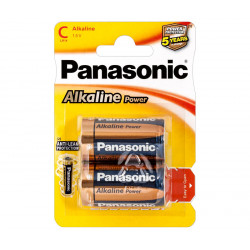 Pila Alcalina Panasonic LR14, Baby C