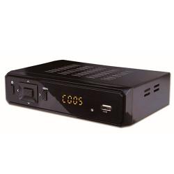 Receptor de satélite HD DVB-S2 MSTARr 7816 Denver. Mod. DVBS202HD