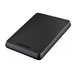 "Disco duro externo HDD toshiba 1TB 1000GB canvio basic 2.5"" USB 3.0 negro mate. Mod. SC9021-A2"