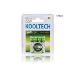 Pila recargable Kooltech 1100mAh R3. Mod. R03-MICRO