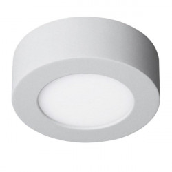 DOWNLIGHTS LED SUPERFICIE 6W 480LM 180º 6000K. Mod. 260600CW
