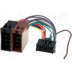 Conector ISO Pioneer PIN:16. Mod. ZRS-116